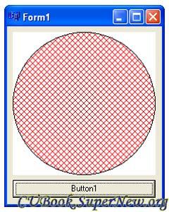 Пример - Ellipse