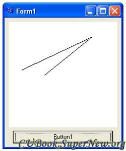 Пример - LineTo