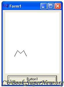 Polyline – рисует кусочно-линейную кривую