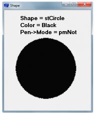 Shape - отображение форм